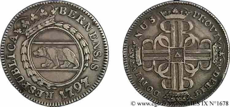 N° v09_1678 Quart de thaler - 1797
