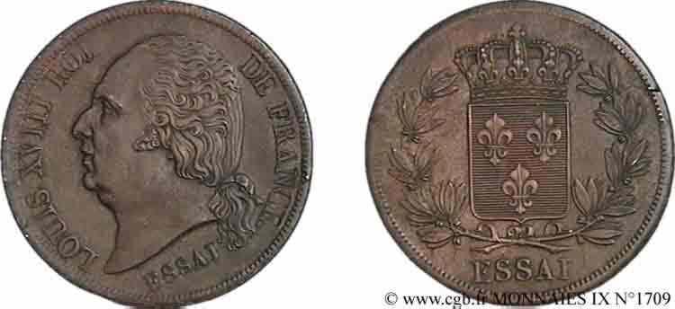 N° v09_1709 Essai au module de 2 francs de Michaut - sd.