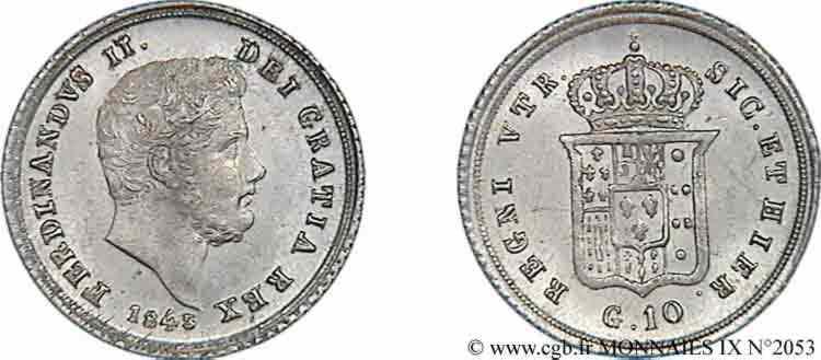 N° v09_2053 Carlino - 1845